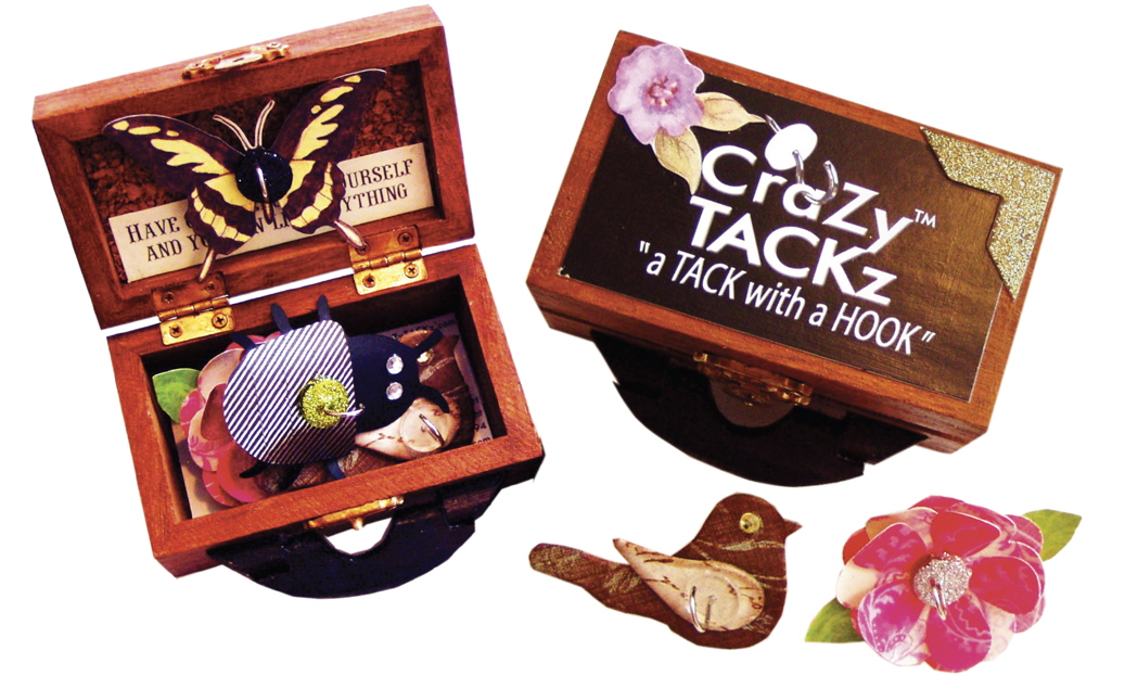 CraZy TACKz Boxes