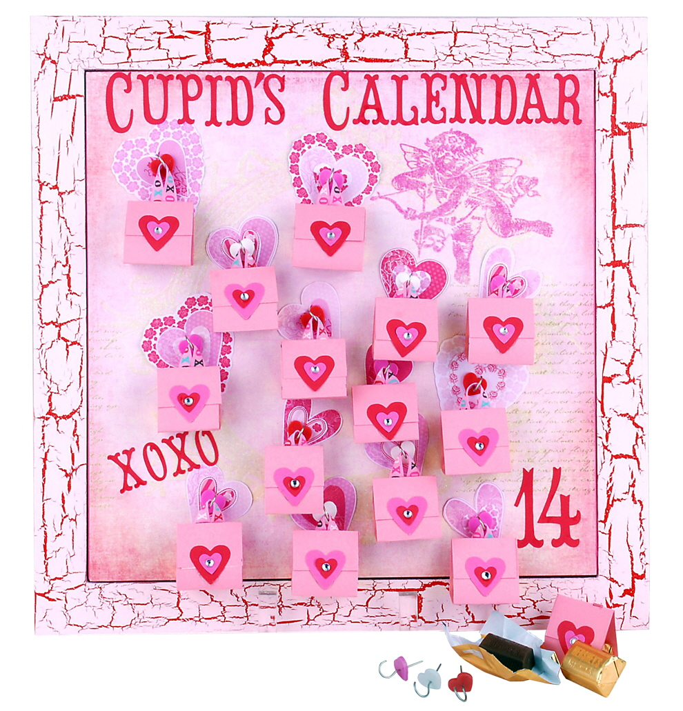Cupid's Calendar